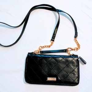 Miche Convertible Quilted Crossbody Wallet